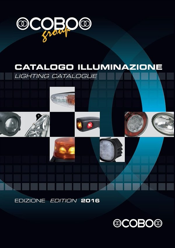 LIGHTING CATALOGUE: FRONT LAMPS