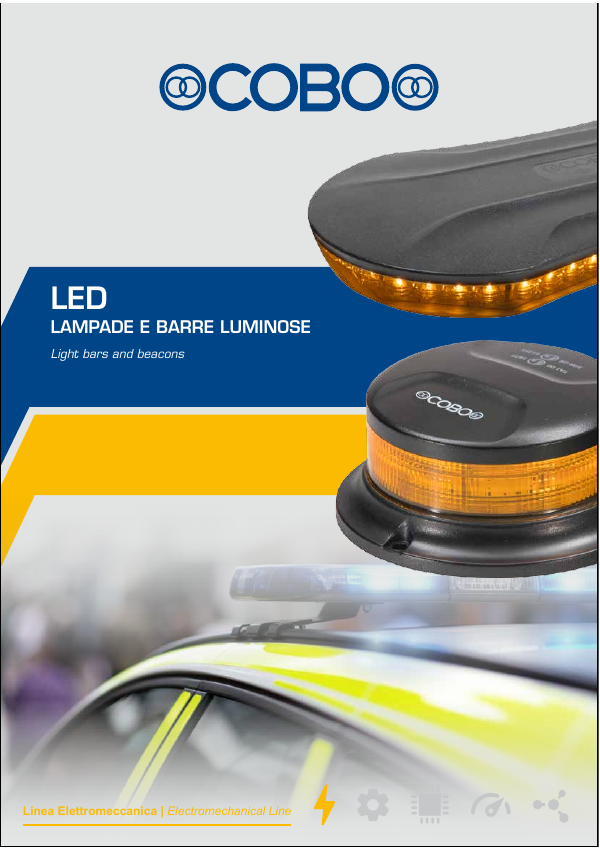 LED - LIGHT BARS & BEACONS