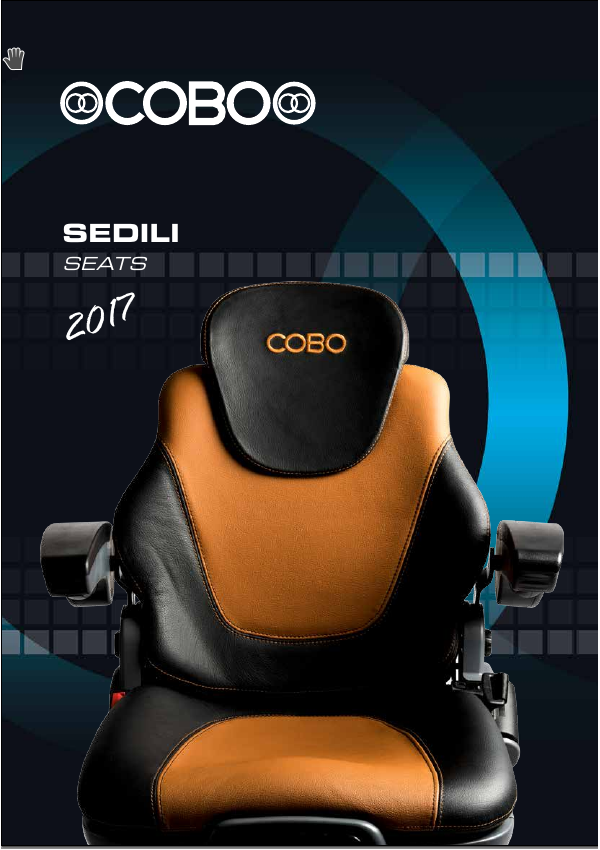 SEATS CATALOGUE 2017