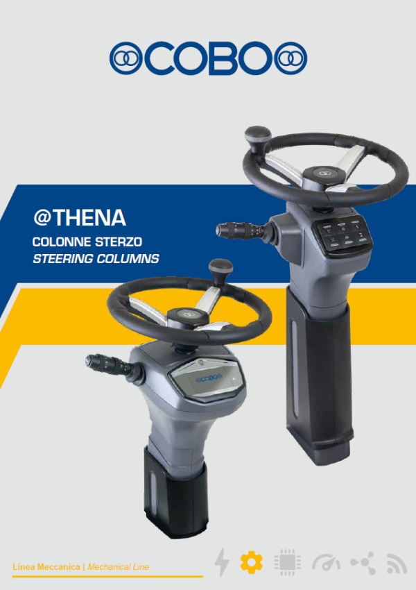 @THENA STEERING COLUMN SYSTEM